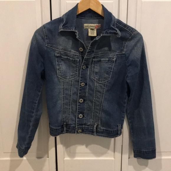Paris Blues Jackets & Blazers - Jean jacket